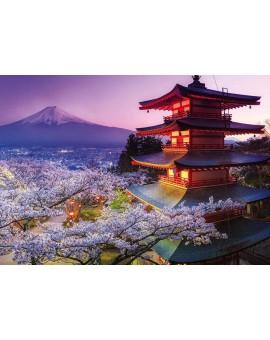 Educa Casse-Tête 2000mcx Mont Fuji Japon