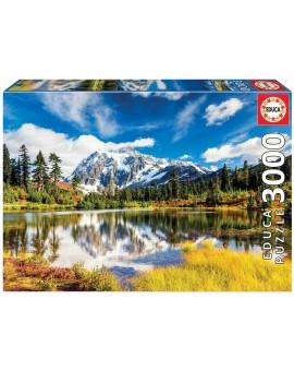 C.t. 3000 Mont Shuksan Usa  Educa  N21