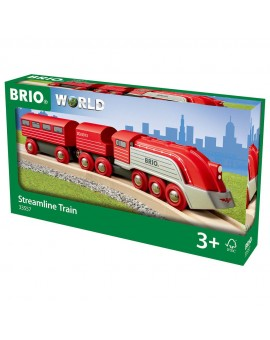 Brio train aerodynamique N20