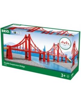 Brio - Pont suspendu