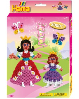 Hama 2000 perles Princesses