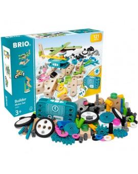 Coffret «Builder & moteur» de BRIO