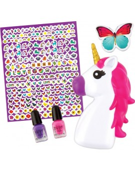 F.angels Ens.autocollants,vernis A Ongles N21