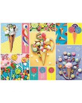 Trefl C.t.500 Collage De Bonbons N19