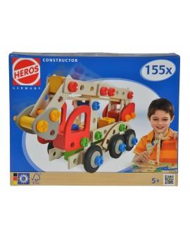 Heros Constructor Camion de Pompier
