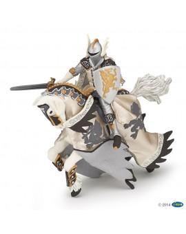 Prince au dragon et son cheval