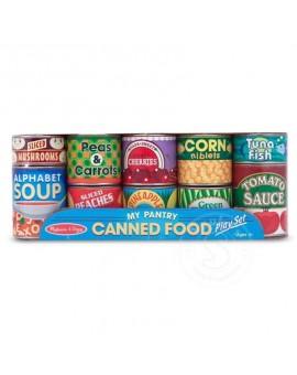 Aliments en conserve (MD)
