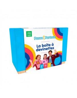 Passepartout La Boite A Devinettes N19