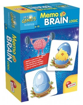 I'm A Genius Memo Brain 1 Logic N19
