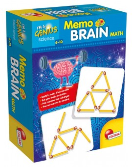 I'm A Genius Memo Brain 2 Math N19
