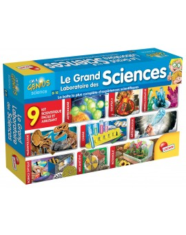 Petit Genie Grand Lab.des 9 Sciences
