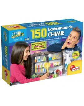 Petit Genie 150 Experiences Chimie