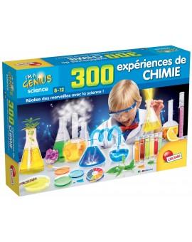 Petit Génie 300 Experiences Chimie