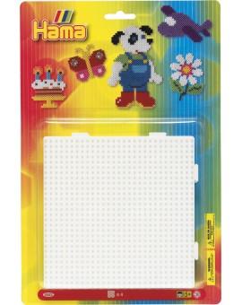 Hama plaques carrées