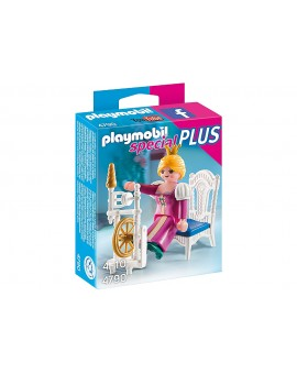 Playmobil 4790 Princesse Avec Rouet