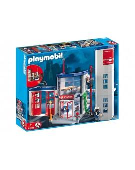 Playmobil 4819 Caserne de pompiers