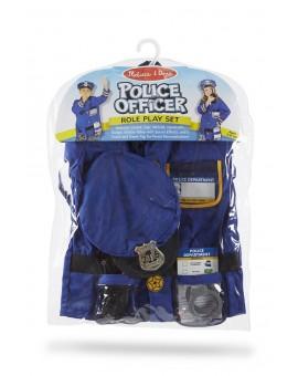 Melissa&Doug Costume de Policier