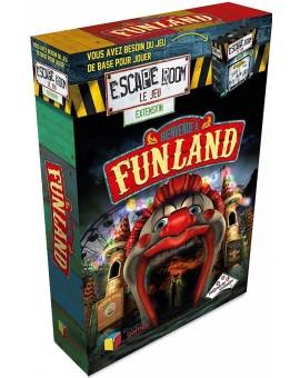 Extension Escape Room - Funland