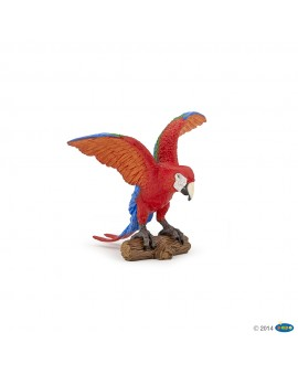 Papo figurine Perroquet Ara