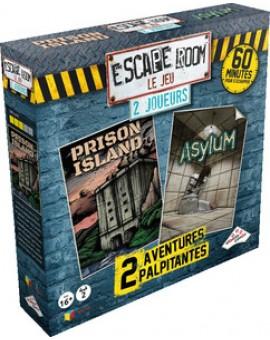 Escape Room Le Jeu  2 Joueus 2 Scénario