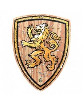 Bouclier Lion Or N21