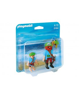 Playmobil 5164 Duo Pirate avec moussaillon