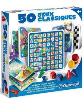 Clem.50 Jeux Classiques N19