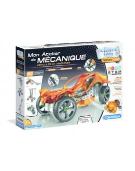 Clementoni Atelier Mécanique  Buggy & Quad  8 Ans+