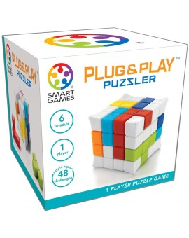 Mini Cube / Plug and play puzzler