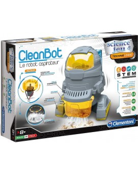 Cleanbot : Le robot aspirateur