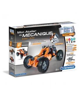 Clem.atelier De Mecanique Buggy Et Quad N21
