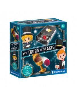 Mes tours de magie - Boîte secrète et coupe magique