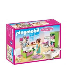 Playmobil 5307 Salle de bains et baignoire