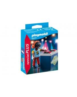 Playmobil - 5377 DJ Z