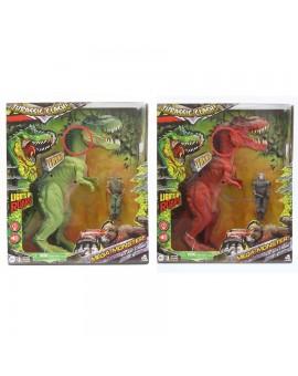 Jurassic Clash - Mega Monster! Ensemble Dino 30 cm assortis