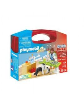 Playmobil  5653 Valise Veterinaire