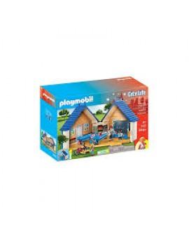 Playmobil 5662 Ecole Transportable