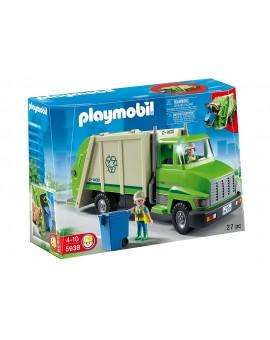 Playmobil 5679 Camion de Recyclage