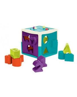 Battat Cube À Formes