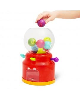Battat - Machine à gommes Chiffres et couleurs