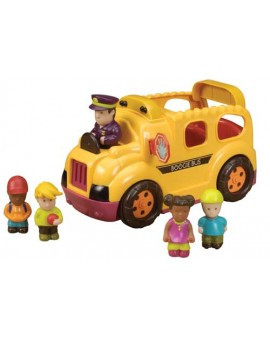 B Brand Autobus scolaire