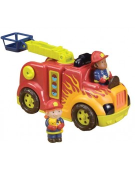 B Brand Camion de pompier