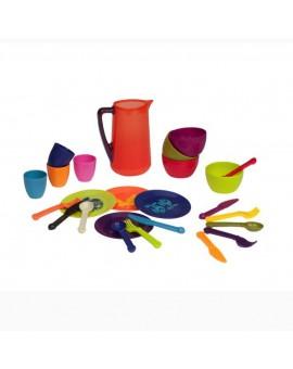 Ensemble de vaisselle Battat