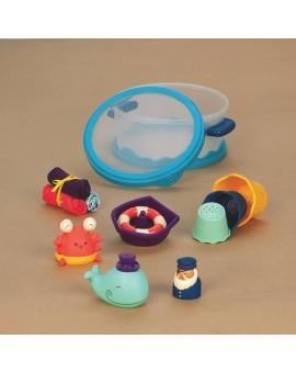 B. brand Accessoires de bain 12pcs