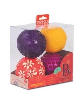 Balles Oddballs 4 unités