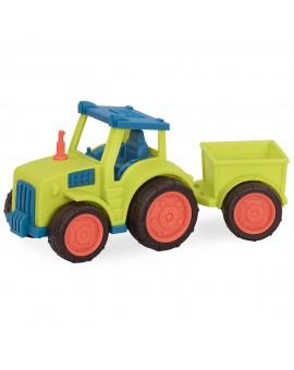 B. - Happy Cruisers Tracteur