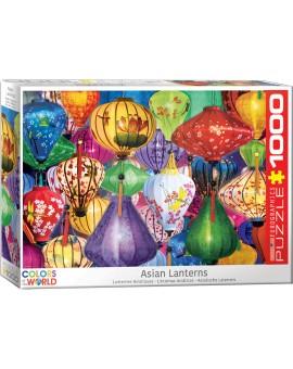 C.T 1000 - Lanternes asiatiques