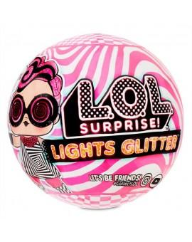 L.O.L. Poupée Lights glitter N20