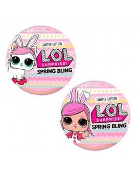 Poupée LOL Surprise! Spring Bling