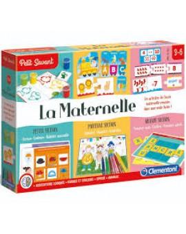 Clementoni Petit Savant La Maternelle 3-6 Ans